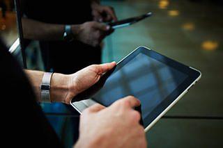 Tablet computer forensics